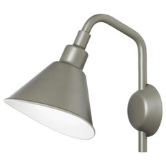 Foscarini Large Smash Wall Lamp in Grey by Diesel