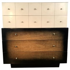 Stunning Kent Coffey Modernist 5-Drawer Chest or Dresser
