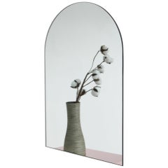 Arcus™ Arch shaped Contemporary Modern Versatile Frameless Mirror