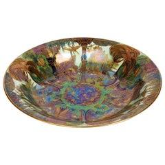 Wedgwood Fairyland Lustre 'Garden of Paradise' Bowl, Daisy Makeig-Jones c. 1920