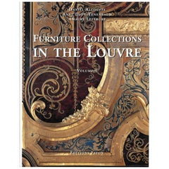 Furniture Collections in the Louvre, 2 Volumes 'Books'