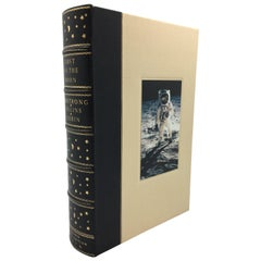 First on the Moon: a Voyage, First Edition, Includes Buzz Aldrin Signature, 1970