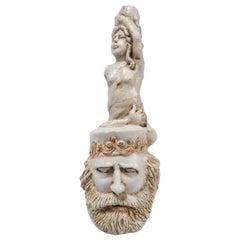 Garibaldi's Pipe, Terracotta Pipe Shapes as the Italian Patriot G. Garibaldi