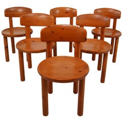 Set of Six Dining Chairs by Rainer Daumiller for Hirtshals Sawmill, Denmark