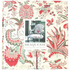 Braquenié French Textiles and Interiors since 1823, Jacques Sirat, First Edition