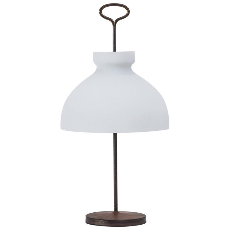 Ignazio Gardella Arenzano Lamp for Azucena, Italy, 1956 For Sale