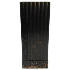 1940s Classical Wood Pedestal