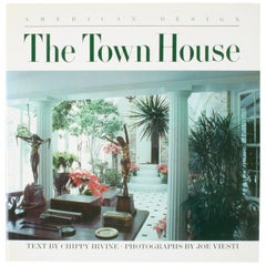 """The Town House"" American Design Series by Chippy Irvine, First Edition"