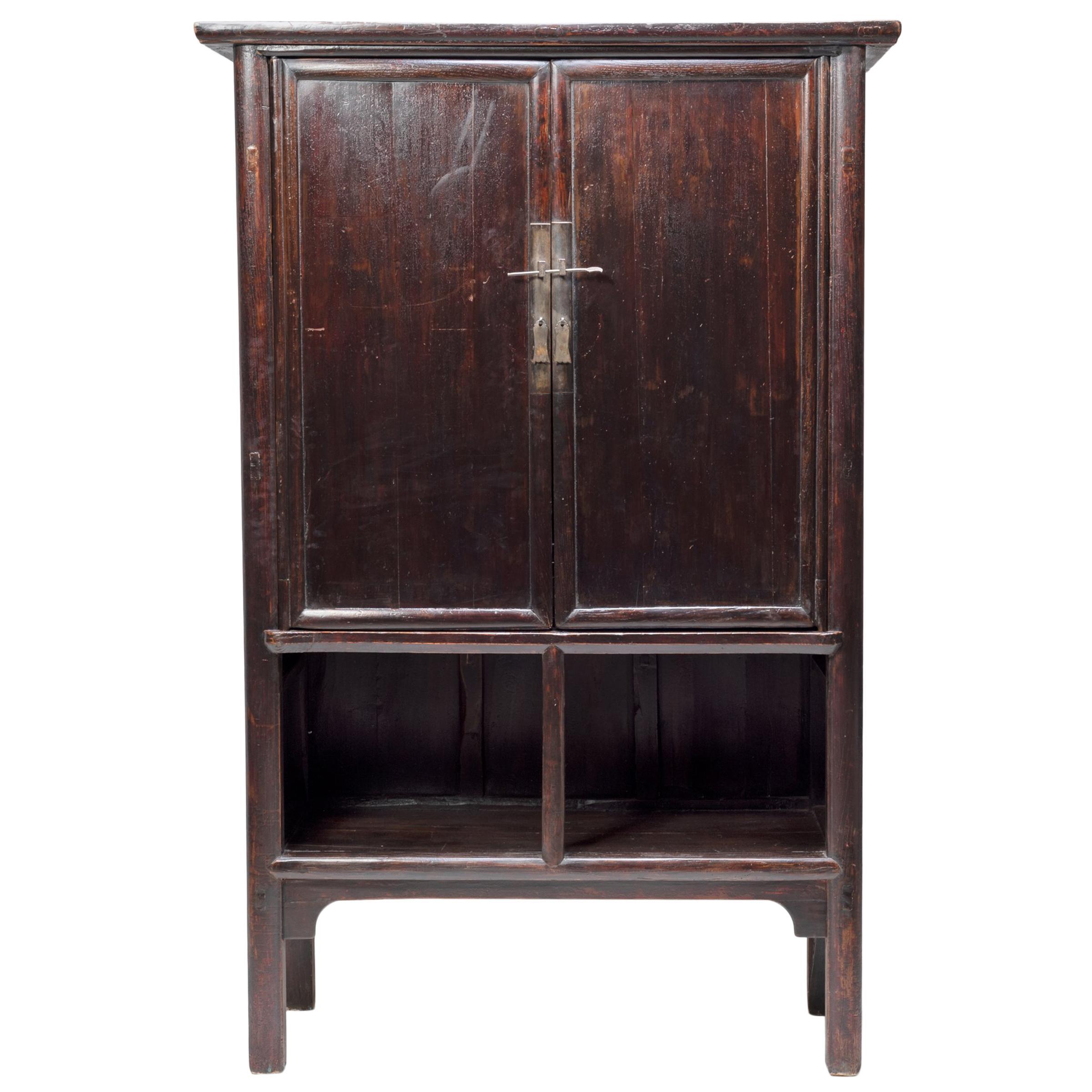 Chinese Two-Door Cabinet, c. 1850