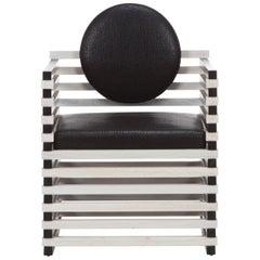 Hauser Armchair by Kelly Wearstler