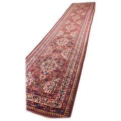 Antique Serab Runner Rug, circa 1880