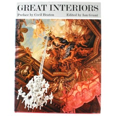 Great Interiors by Cecil Beaton, First Edition