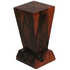 Philippine Hardwood Kamagong Pedestal