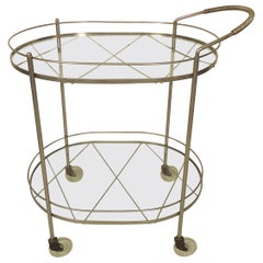 Italian Midcentury Tea Cart