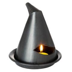 """""""Garden Gnome in Bucchero"""", Traditional Ceramic Furniture in Contemporary Design"""