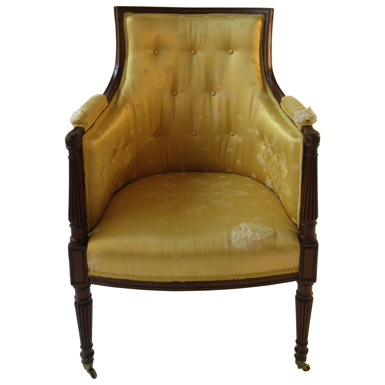 1920s Federal Armchair