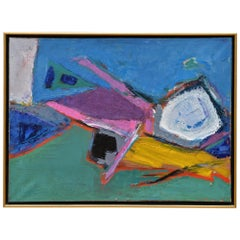 Sublime Modern Abstract Painting