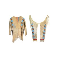 1950s Sioux Style Warriors Outfit