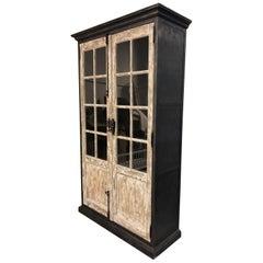 Marion Display Cabinet by Restoration Hardware