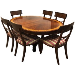 Baker Furniture Dining Set