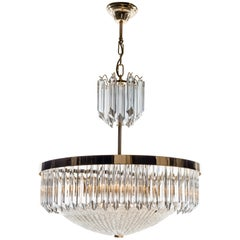 Pair of Luxurious Chandeliers in the Style of Venini '1970'