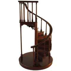 Wood Staircase Model