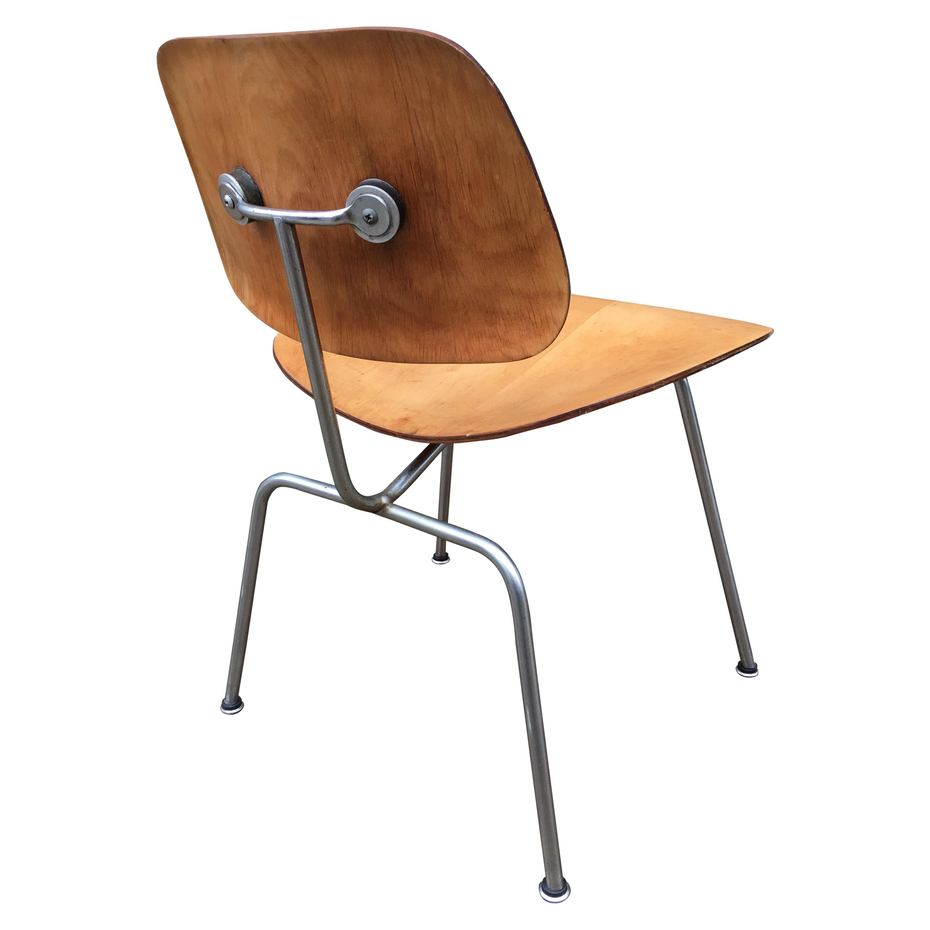 Charles and Ray Eames Pre- Production DCM Evans Production Chair