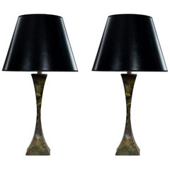 Stewart Ross Pair of Table Lamps
