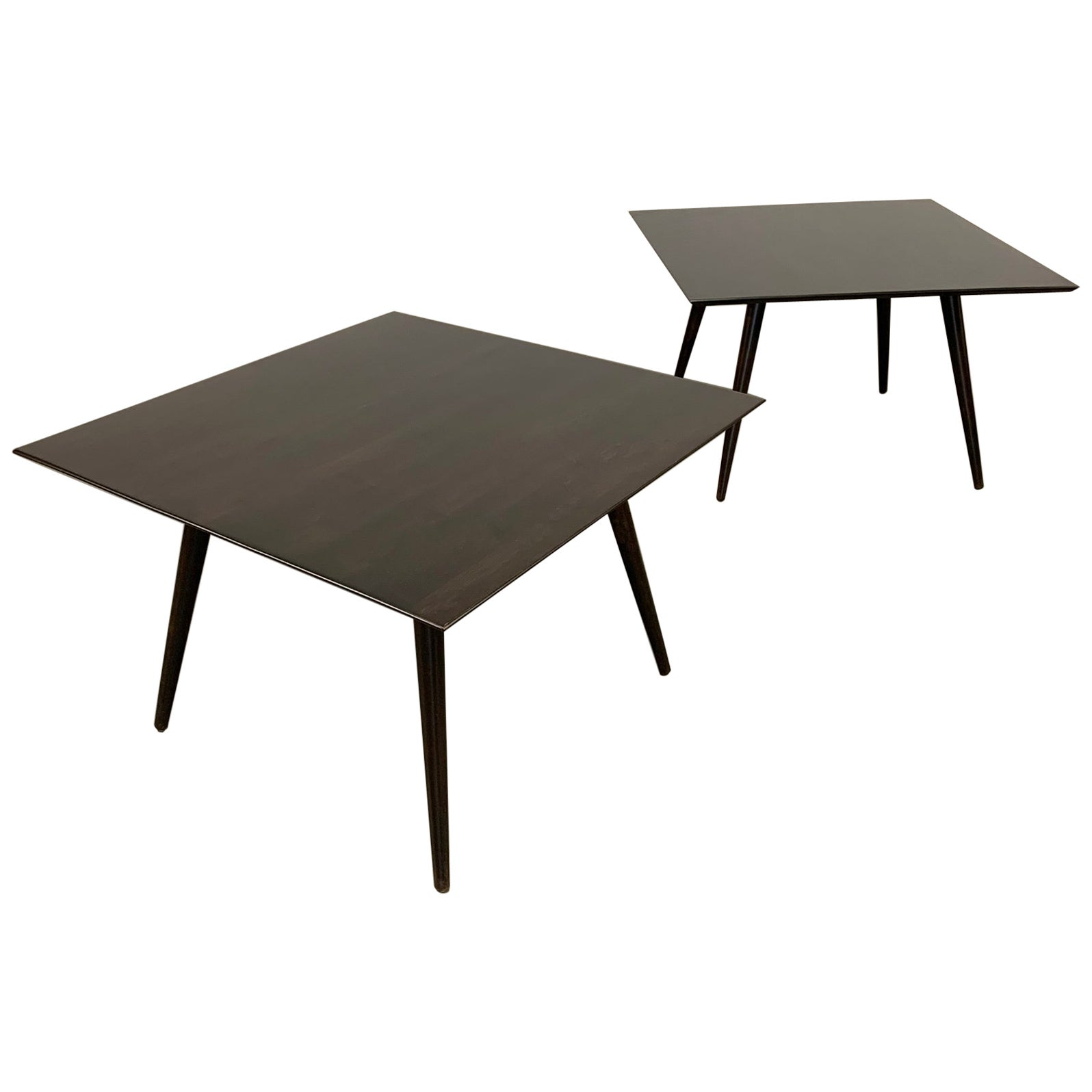 Square Coffee Side Tables by Paul McCobb Planner Group for Winchendon