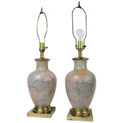 Pair of Lamps by Frederick Cooper