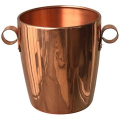 Copper Wine Cooler by Sigg , Switzerland
