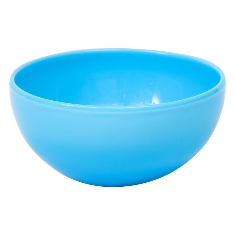 Glass Bowl by Kosta Boda, Sweden For Sale