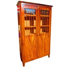 1840s Book Cabinet or Vitrine from Vienna