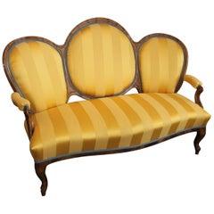 Late Biedermeier Sofa