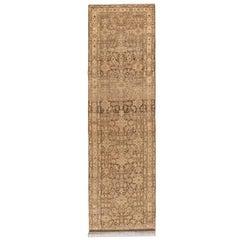 Antique Persian Malayer Runner Rug, circa 1900