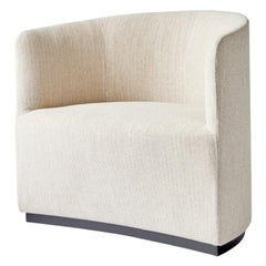 "Tearoom Lounge Chair, Kvadrat's ""Savanna"" 0202 'Cream'"