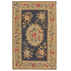Antique Bessarabian Kilim Rug Carpet, circa 1900