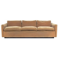 Ward Bennett Sofa for Lehigh Leopold
