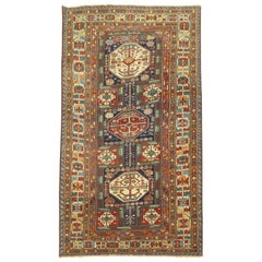 Tribal Antique Shirvan Rug