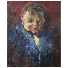 Lawrence Wilbur Painting