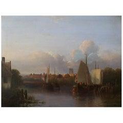 Dominique De Bast Painting