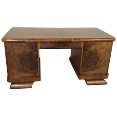 Art Deco Desk by Jindrich Halabala