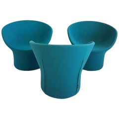 One of the Three-Swivel Chair by Michael Young for Swedese