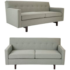 Pair of Edward Wormley Sofas
