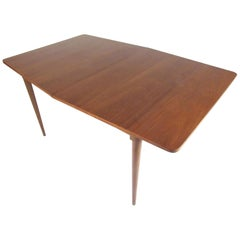 Midcentury Walnut Dining Table