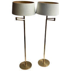 Pair of Floor Lamps by Fagerhults Sweden