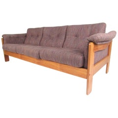 Danish Three-Seat Sofa by Niels Eilersen