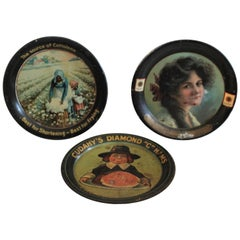 19th Century Decorative Change /Cigar Trays