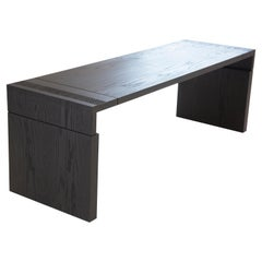 Wellesley Bench in Solid Oak by May Furniture