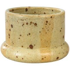 Swedish Hand Formed, Studio Stoneware Vase